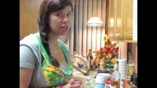 Kfunk's Kitchen 7: Golden Rum Cake