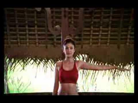 Shilpa Sheety   Standing Asanas