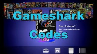 HOW TO | Add Cheat Codes to your Hacked Playstation Classic! Gameshark on BleemSync 0.4.1