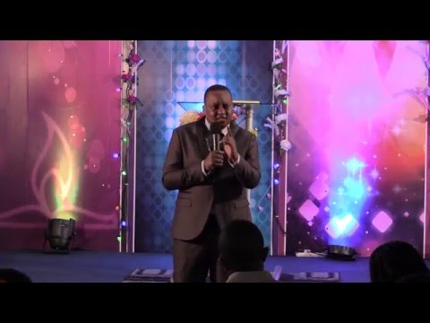 Ministry at AFLAME Gospel Assembly Kampala, Uganda.