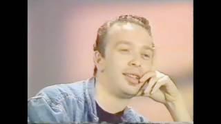 Big Black: Blast First interview on Transmission, ITV, 1989.