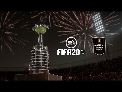 FIFA 20   CONMEBOL Libertadores Reveal Trailer