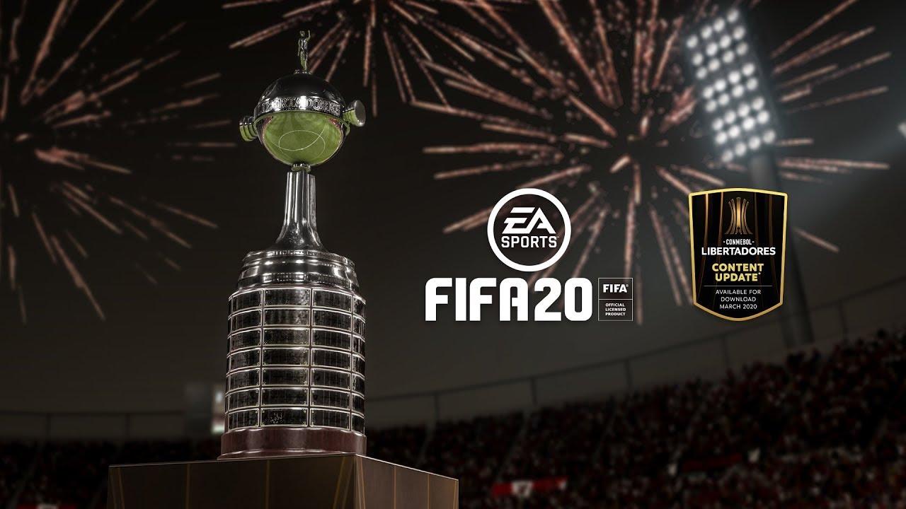 Resultado de imagen para Copa Libertadores FIFA20