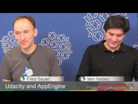 Udacity: Teaching thousands of students to program online using App Engine