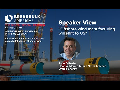 Offshore Wind Manufacturing Will Shift to US as Projects Take Off