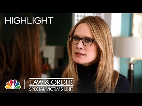 Law & Order: SVU – What Happened to You? (Episode Highlight)