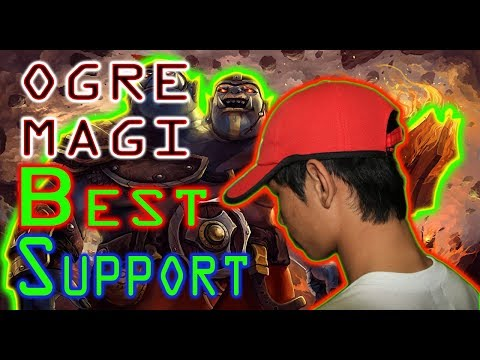 Ogre Magi Best Support Game Play 27 minute GG