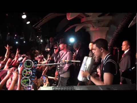 Prince Royce en Concierto at El Morocco Night Club