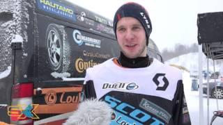 Viktor Hertén vinnare Open SM 3 Bruksvallarna