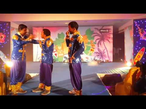 Dance by Allianz India ITOps - Aug 2016