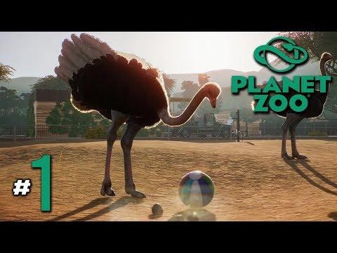 สวนสัตว์ที่ไม่ได้มีแค่สัตว์ - Planet Zoo #1[ENG CC] (มีต่อมั้งไม่แน่ใจ)