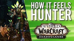 How Does Hunter (BM/MM/Survival) Feel To Play In Shadowlands? - WoW: Shadowlands Alpha