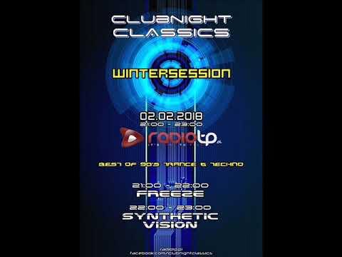 Freeze - Clubnight Classics Wintersession 2018 @ RadioTP.pl