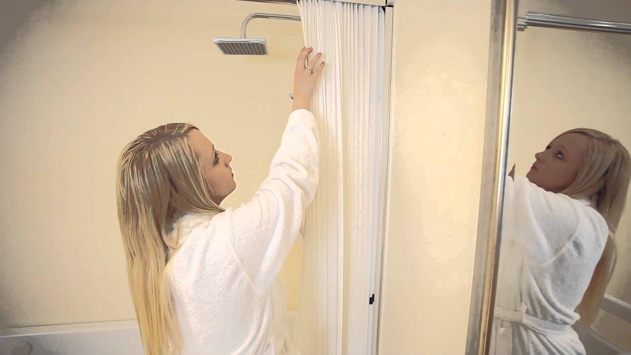 outasight over bath shower screen