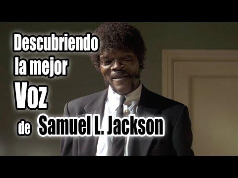 DESCUBRE POR QUÉ ES MEJOR LA VOZ EN ESPAÑOL DE SAMUEL L. JACKSON QUE EN INGLÉS.