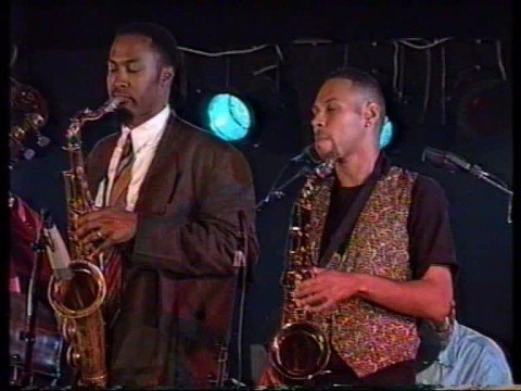 Roy Hargrove & The Tenors Of Our Time (Part I)
