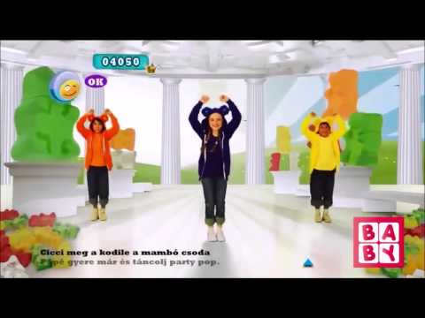 Gummy Bear Song Just Dance | Baby Games Toys & Songs