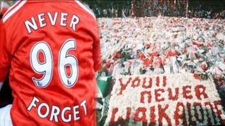 Hillsborough Disaster 1989 - Liverpool Football Club