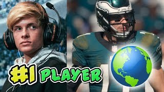 PLAYING THE 1 RANKED MADDEN 18 PLAYER IN THE WORLD
