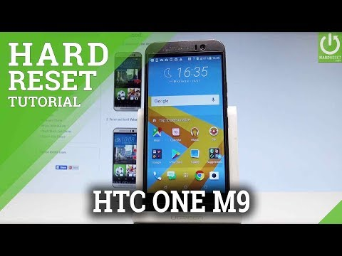 Hard Reset HTC One M9 - HardReset info