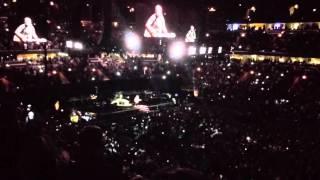 """Bruce Springsteen Glen Frey tribute """"Take It Easy"""" Chicago 1/19/2016"""