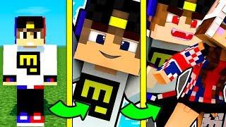 Я СТАЛ ВАМПИРОМ СЕКРЕТ И ТАЙНА в Майнкрафт выживание в деревне мультик для детей видео Minecraft