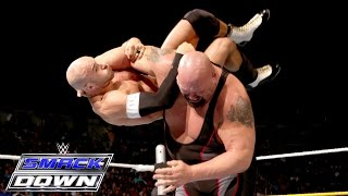 Cesaro vs. Big Show: SmackDown, Sept. 17, 2015