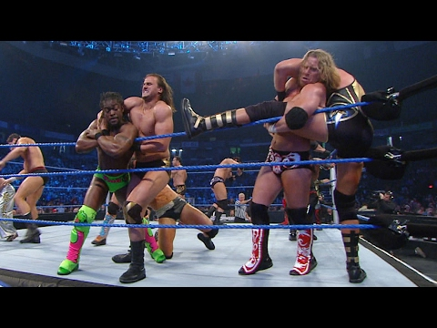 World Heavyweight Title No. 1 Contender's Battle Royal: SmackDown, Apr. 15, 2011