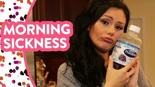 JWOWW's Natural Remedies for Morning Sickness