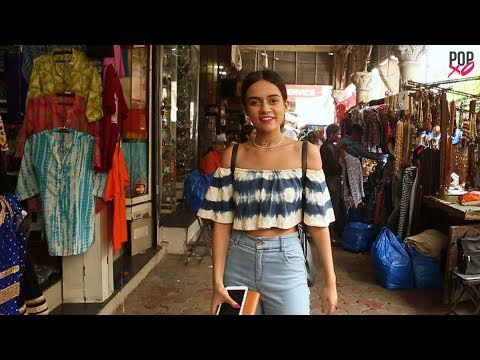 Komal Takes On The Rs. 1000 Shopping Challenge In Colaba - POPxo