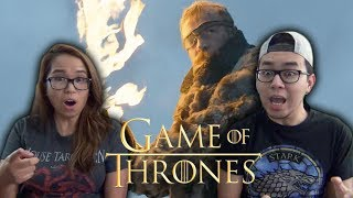 GAME OF THRONES SEASON 7 WINTER IS HERE TRAILER 2 REACTION