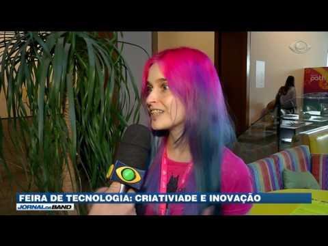 SP: Feira de tecnologia e inovação atrai milhares de pessoas