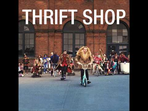Macklemore & Ryan Lewis - Thrift Shop (SCNDL Remix)