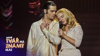 Z. Norisová & David Kraus jako Kylie Minogue