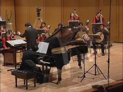 Concert pianist Rueibin Chen 陳瑞斌 -   Love River Piano Concerto 愛河鋼琴協奏曲   ( World Premiere)