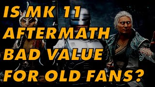 Why Some Fans Feel Cheated By Mortal Kombat 11: Aftermath