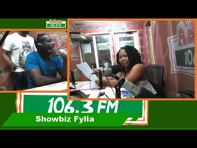 Showbiz Fylla with Black and Sally (19-10-18)