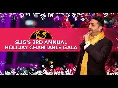 Charitable Holiday Gala 2017 - 3rd Annual SLIG Gala