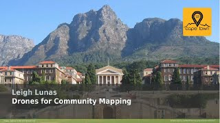 Leigh Lunas Drones for Community Mapping