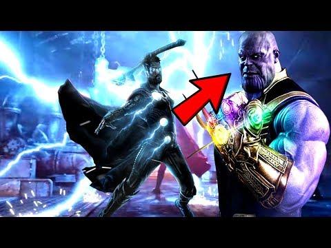 Why Thor Didnt KILL Thanos For Loki REVEALED!? Thor Key To Defeating Thanos In Avengers 4 With Loki