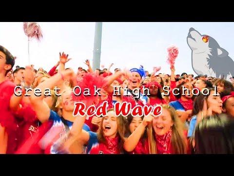 RED WAVE!! - Great Oak High School