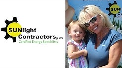 Green Energy Cut His Electric Bill From $425 to $50 w Spray Foam Insulation
