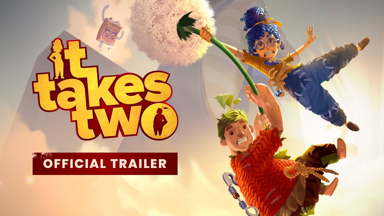 It Takes Two Official Reveal Trailer