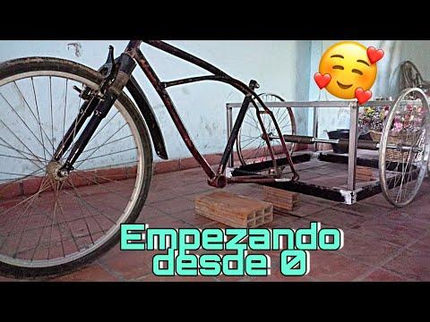 Armando Triciclo Planchado