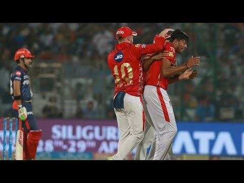 IPL 2018: Shreyas Iyer threatened to take DD home but a fantastic bowling effort from KXIP ensure...