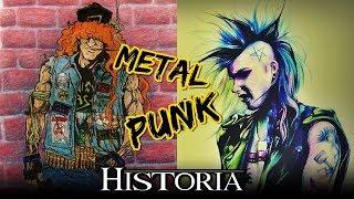 TODO sobre la pelea Histórica entre el Punk y el Metal