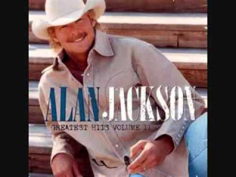 The Blues Man - Alan Jackson