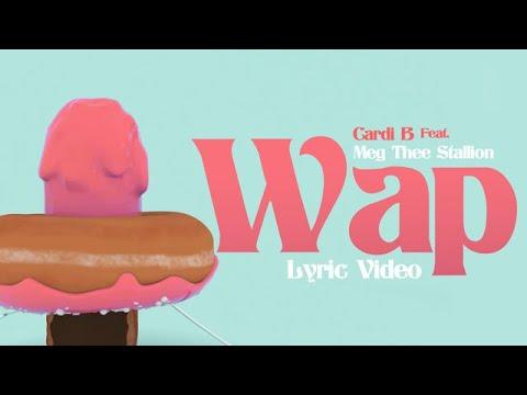 Download Cardi B - WAP feat. Megan Thee Stallion [Official Lyric Video]