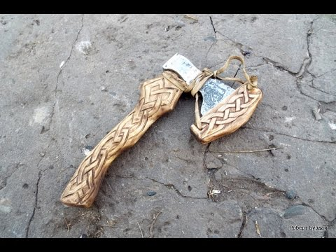 Ручка топора своими руками