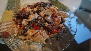 Thai Drunken Noodles Recipe Pad Kee Mao ผัดขี้เมา